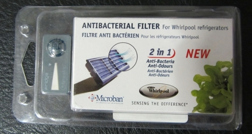 Picture of Whirlpool Anti-Bacterial Filter (F2792) -Click For More Info