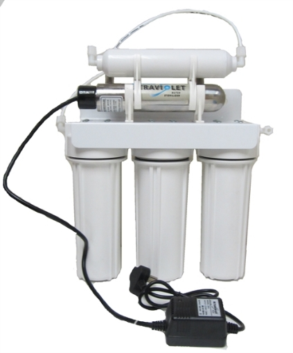 Picture of Under the counter Ultra Violet Water Filter -Click For More Info