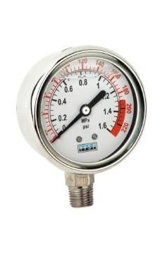 Picture of Water Pressure Gauges -Click For More Info