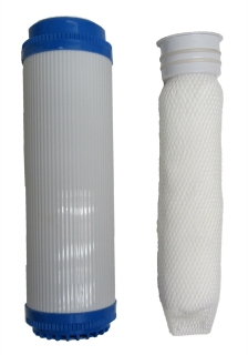 "Picture of 10"" Ultra Filtration Membrane Cartridge"