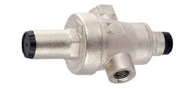 "Picture of 1/4"" Steel Pressure Protection Valve"