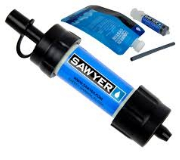 Picture of Sawyer Mini Water Filtration System