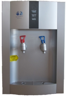 Picture of Plumbed In Desktop Hot and Cold Water Dispenser - Compressor Cooled (POU Cap)