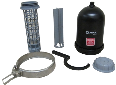 Picture for category Arkal Disc Filter Parts and Components
