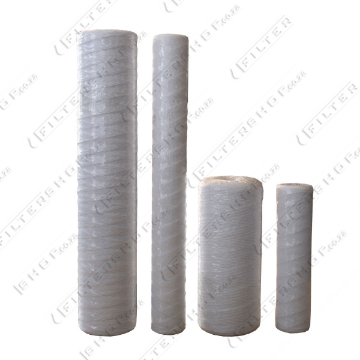 Picture of String Wound Sediment Filters -Click For More Info