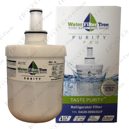 Picture of Purity Pro WLF-3G Generic Internal Fridge Filter for Samsung -Click For More Info