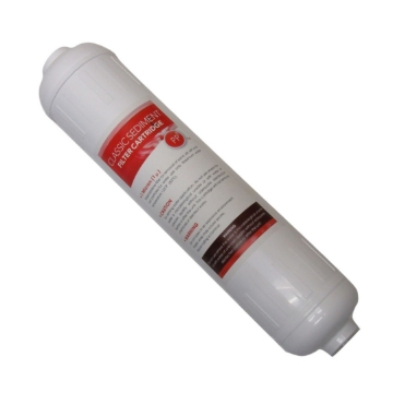 Picture of Inline 1 Micron Sediment Filter (Thread Type) - click for more info
