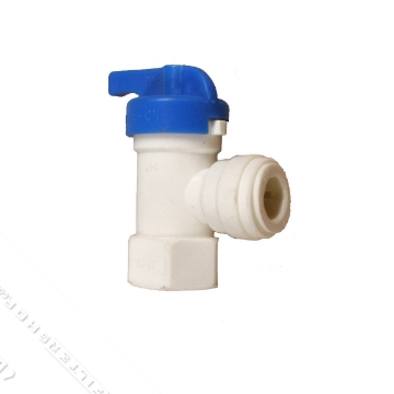 "Picture of 3/8"" Tank Valve for standard RO tanks"