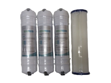 Picture of Replacement Filters for Plumbed In Dispenser with Built-In Filters