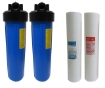 Picture of Double Stage Home Water Filtration (Loose Components)