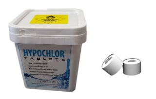 Picture of Replacement Tablets for Klorman Compact Chlorine Dispenser