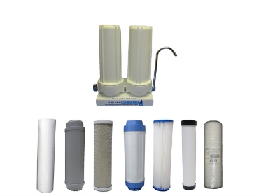 Picture for category Double Counter Top Filter Replacements