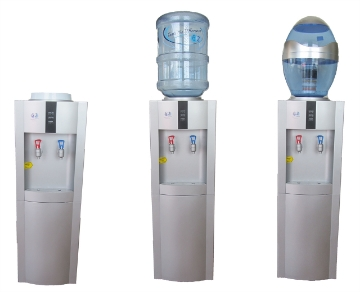 Picture of Free standing Cold Water Only Dispenser -Click For More Info