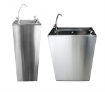Picture of 40 and 80 Litres Per Hour Stainless Steel Water Fountain -Click For More Info