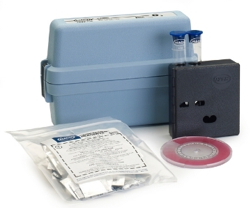 Picture of Hach Ozone Testing Kit