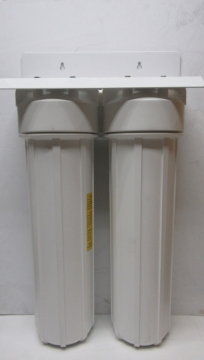 Picture of Double Stage Non-UV Resistant Home Water Filtration System