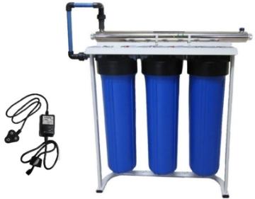Generic 50 Gpd Reverse Osmosis Membrane Aquarium Ro Filtration Water Filter Blue Skilful Manufacture Water Filter Parts