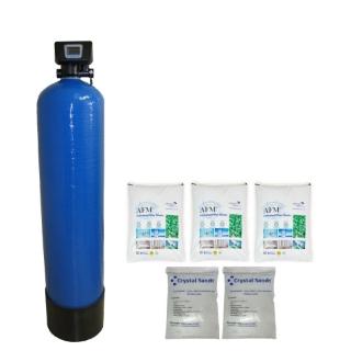 Picture of 100 Litre AFM® Activated (Glass) Filter Media Vessel