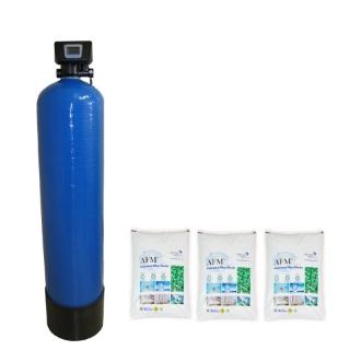 Picture of 75 Litre AFM® Activated (Glass) Filter Media Vessel