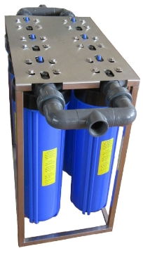 Picture of High Flow Big Blue System - Click for Info