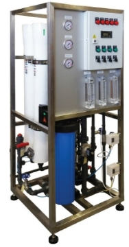 Picture of 250LPH / 2000GPD Premium Industrial Reverse Osmosis System - click for info