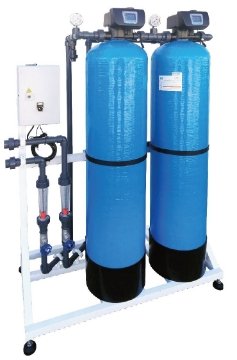 Picture of 13*54 Complete Automated Filtration skid system