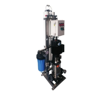 Picture of 500LPH / 4000GPD Basic Industrial Reverse Osmosis System - click for info