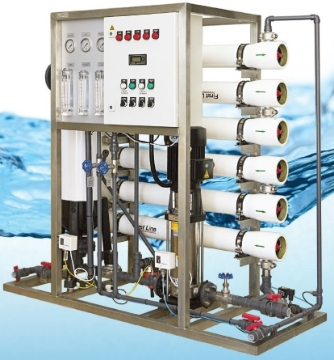 Picture of 2000LPH Premium Industrial Reverse Osmosis System - click for info